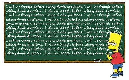 bart a google