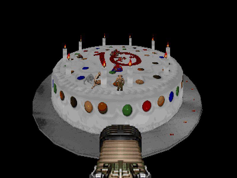 Doomworld Newstuff Tenth Anniversary Newstuff