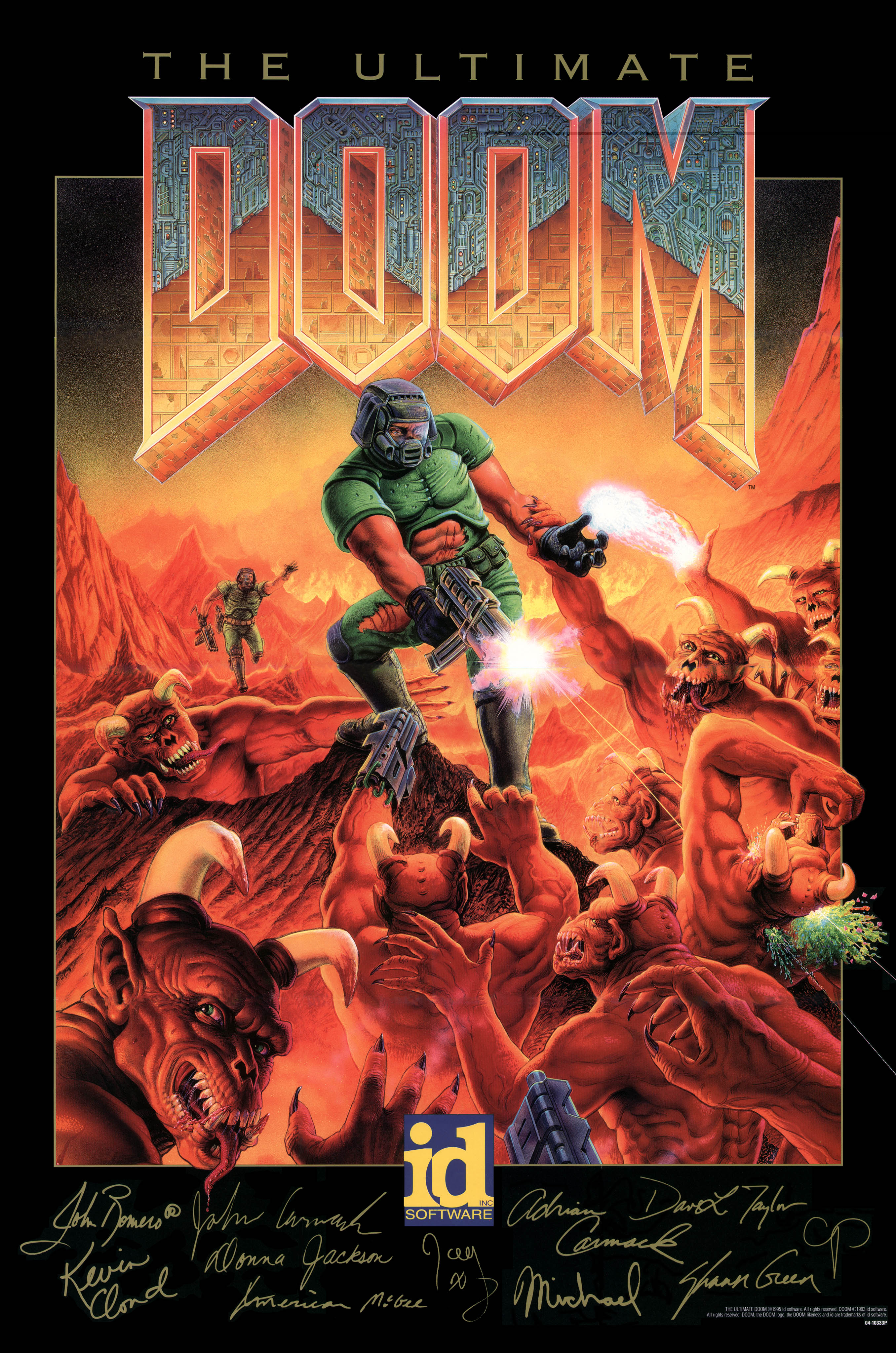 The Ultimate Doom - The Doom Wiki at DoomWiki org