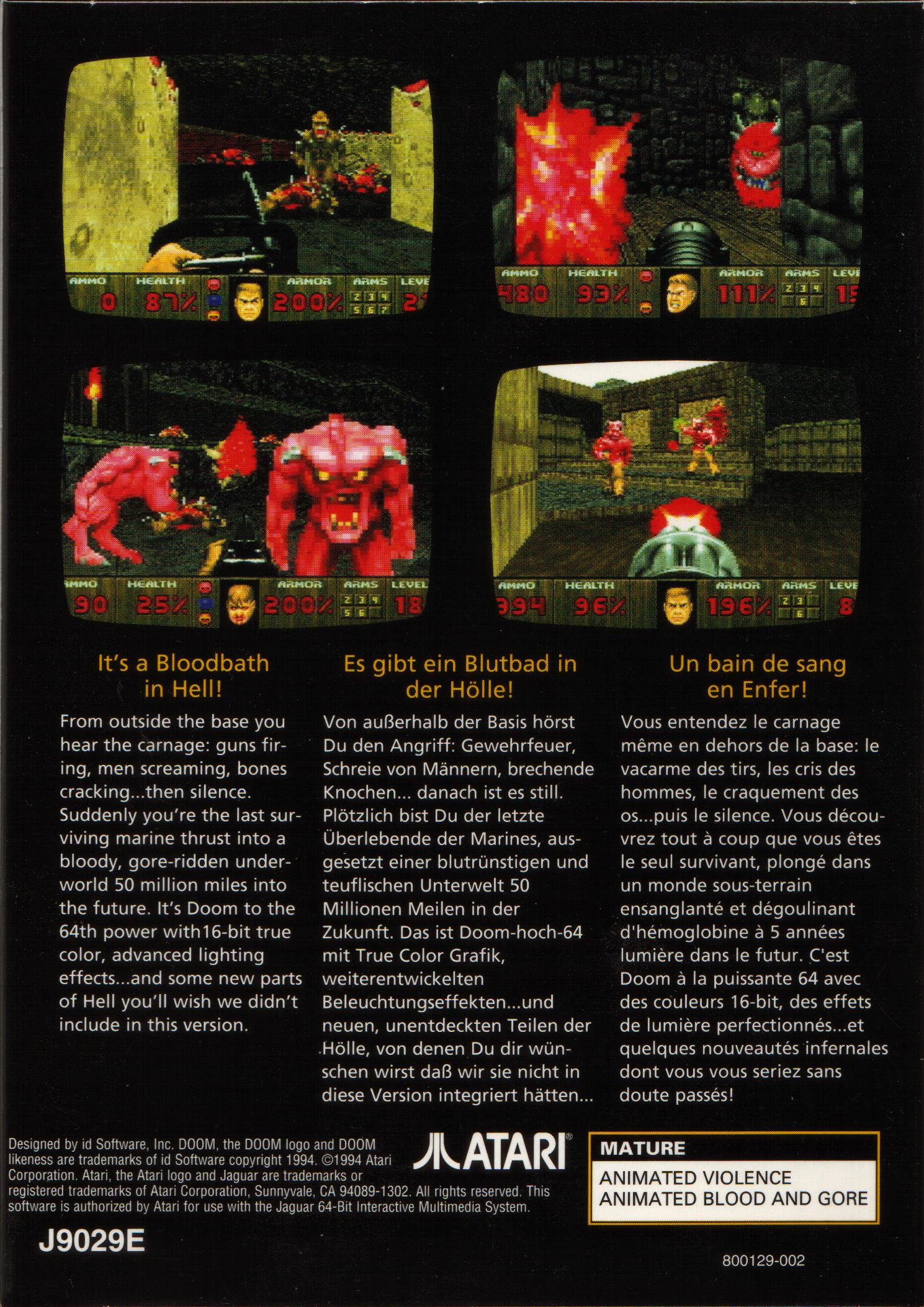 The Page of Doom: Doom Images