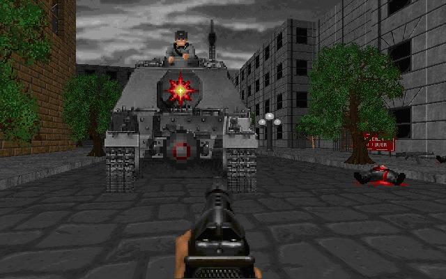 Mod convertion Doom3 - Wolf3D sur le forum Wolfenstein 3D - 31-12